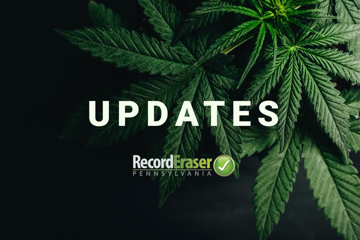 Record Eraser Update – Chieppor and Egner and Marijuana Expedited Pardons